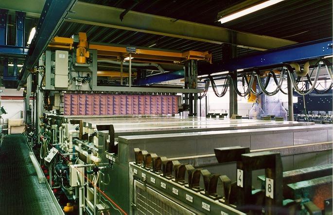 насосы для гальванического производства: