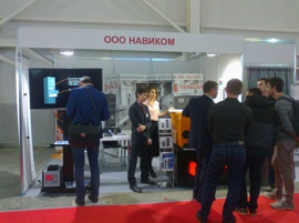 Компания Навиком на выставке ExpoCoating, 23 октября 2018
