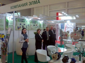 Компания Элма на выставке ExpoCoating, 23 октября 2018