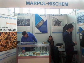 Компания «Марполь-Рисхем» (MARPOL-RISCHEM sp. z o.o.) на выставке ExpoCoating, 23 октября 2019