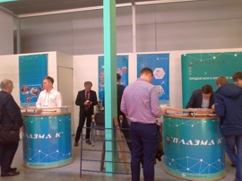 Компания «Плазма К» на выставке ExpoCoating, 23 октября 2019